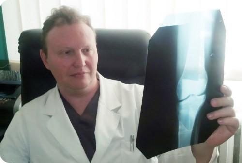 Асептический (аваскулярный) некроз кости (остеонекроз)