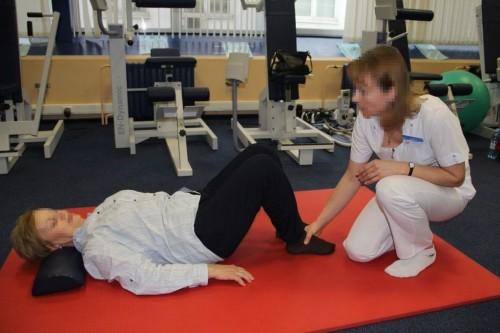 упражнения бубновского после эндопротезирования коленного сустава