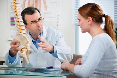 Поясничный остеохондроз симптомы