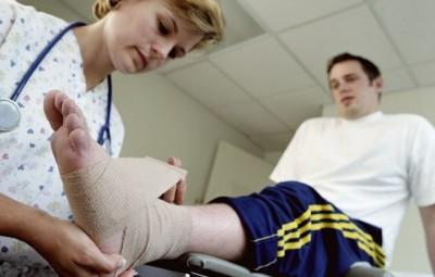 Перелом стопы: описание, причины, диагностика, лечение