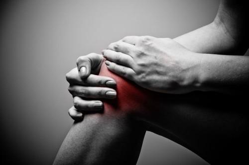 Больв коленях