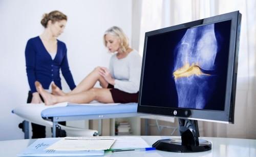 Остеоартроз коленного сустава: симптомы, причины, стадии, профилактика и лечение