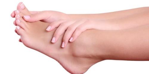 Лечение стопы компресс массаж