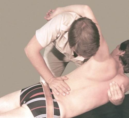 Натяжения скелетно-мышечной ткани