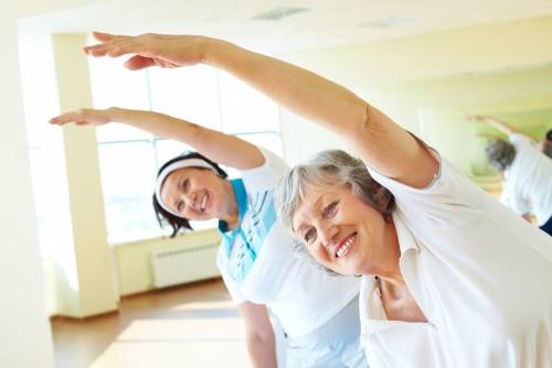 Оздоровительная физкультура для плечей