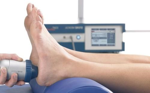 Эффективная терапия подагрических поражений на ногах