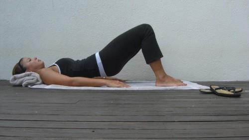 Грыжа позвоночника, упражнения