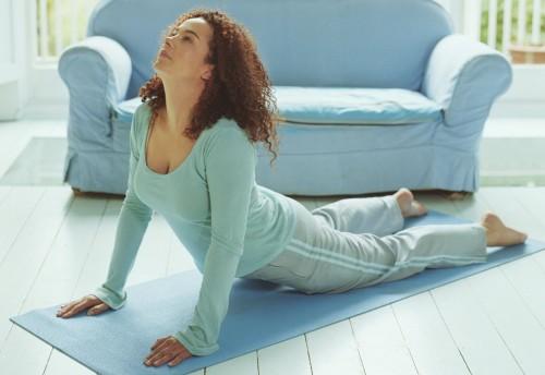 Применение лечебной физкультуры для лечения остеохондроза позвоночника