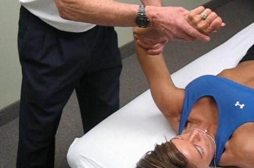 Плечелопаточный периартрит, комплекс упражнений и основные методики