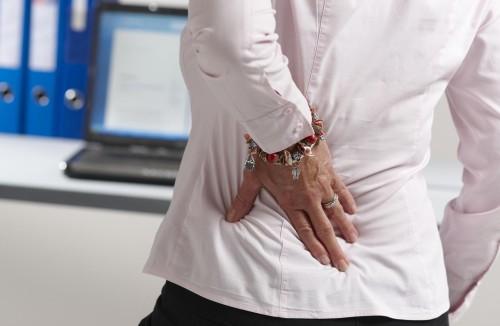 Причины появления болей в пояснице