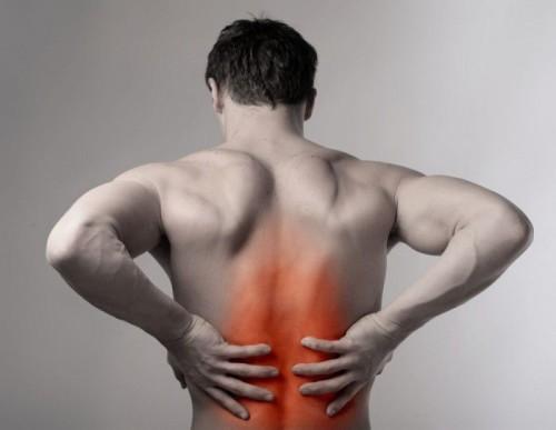 Симптомы хондроза спины