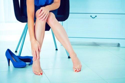 Если появились боли в ногах, прежде всего обратите внимание на свою обувь!