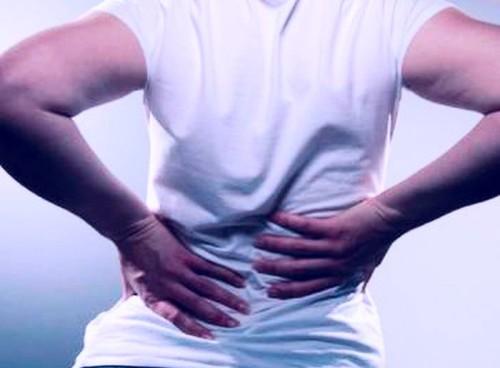 Что делать болях в спине