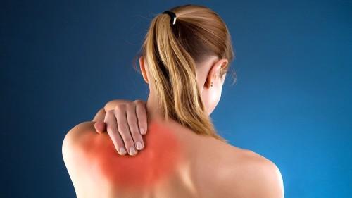 Боли в правом и левом плечах