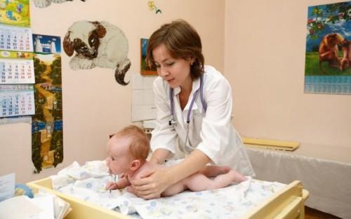 Дисплазия у младенцев