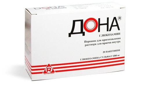 Дона: инструкция по применению лекарства в разном виде