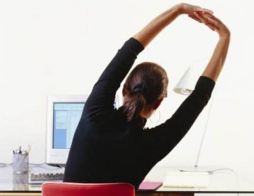 эффективную зарядку при остеохондрозе