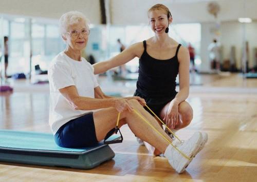 Лечебная физическая культура при коксартрозе