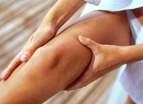 Лечение боли в колене народными методами