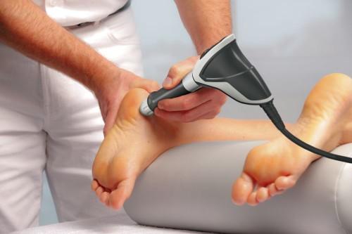 Лечения шпор на ногах