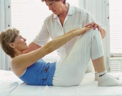 Какие упражнения лфк при остеохондрозе позвоночника