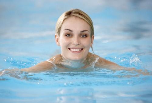 Плавание лечебное