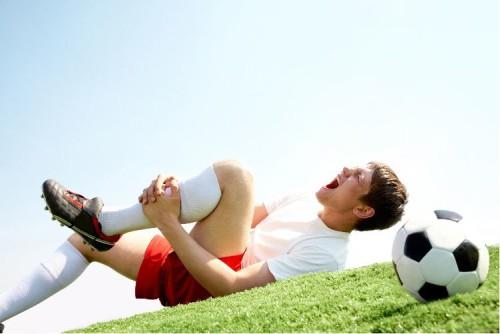 Травмы в спорте - причина болезни!