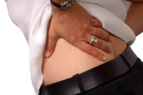 Сильно болит спина при беременности 34 недели