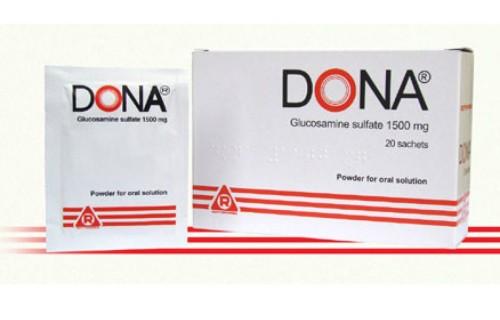 Дона для суставов: применение, противопоказания, особенности препарата