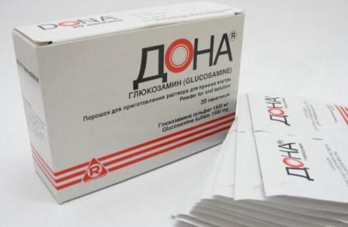 Особенности препарата для суставов Дона: сопособы применения и противопоказания