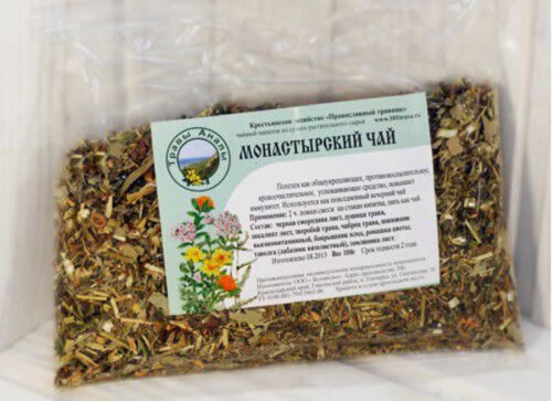 Действительно ли помогает монастырский чай от остеохондроза